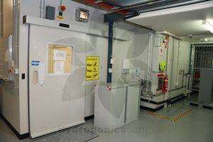 Bio-pharmaceutical extraction facility