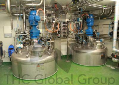 Bio-extraction facility